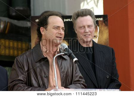 Kevin Pollak at the Christopher Walken Honored With A Hand & Footprints Ceremony held a the Grauman's Chinese Theatre in Hollywood, California United States on October 08 2004.