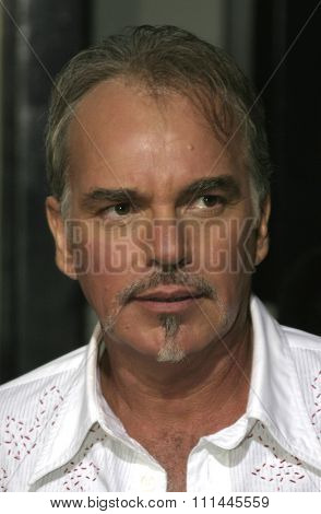 6 October 2004 - Hollywood, California - Billy Bob Thornton. The world premiere of 'Friday Night Lights' at Grauman's Chinese Theater in Hollywood.