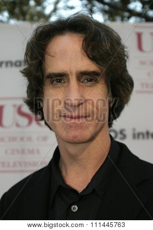Jay Roach at the 75th Diamond Jubilee Celebration for the USC School of Cinema-Television held at the USC's Bovard Auditorium in Los Angeles, United States on September 26 2004.