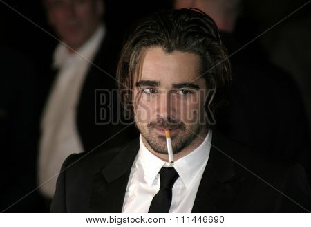 16 November 2004 - Hollywood, California - Colin Farrell. World premiere of Warner Bros. Pictures' 'Alexander' at Grauman's Chinese Theatre in Hollywood.