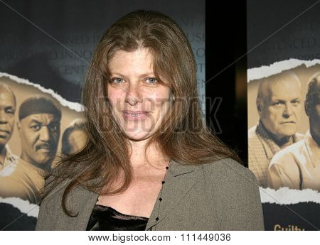 Eliza Roberts at the Los Angeles Premiere of