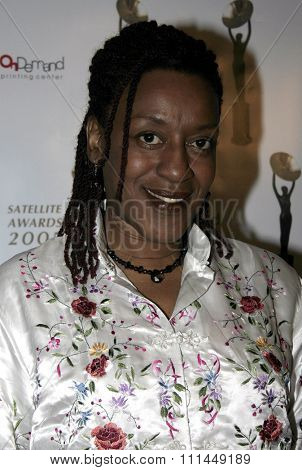 23 January 2005 - Beverly Hills, California - CCH Pounder. 2005 Satellite Awards at The Beverly Hills Hotel in Beverly Hills.