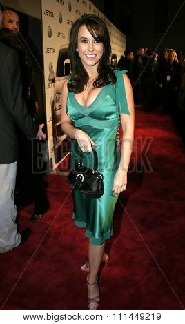 Lacey Chabert at the Los Angeles Premiere of