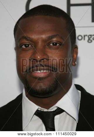 06/10/2006 - Bel Air - Chris Tucker attends the Chrysalis' 5th Annual Butterfly Ball  held at Italian Villa Carla and Fred Sands in Bel Air, California, United States.