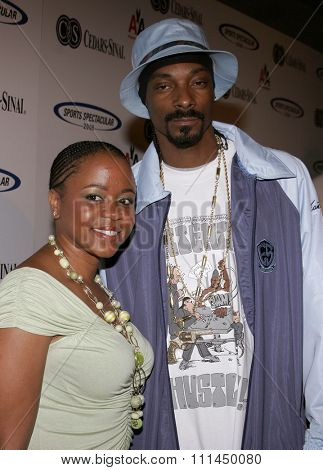 June 11, 2006. Snoop Dogg attends the 21st Annual Sports Spectacular held at the Hyatt Regency Century Plaza Hotel in Century City, California United States.