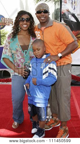 06/04/2006 - Hollywood - MC Hammer attends the Los Angeles Premiere of