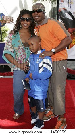 June 4, 2006. MC Hammer attends the Los Angeles Premiere of