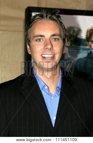 Dax Shepard at the Los Angeles premiere of