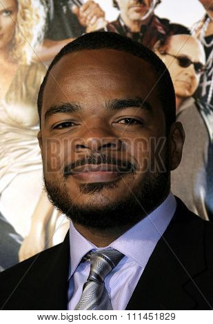 02/14/2005 - Hollywood - F Gary Gray at the