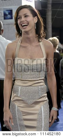 Bridget Moynahan at the Los Angeles premiere of
