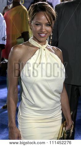 Leila Arcieri at the Los Angeles premiere of