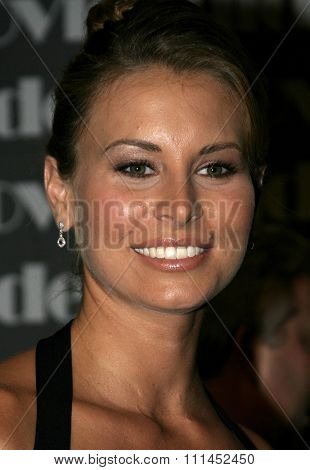 02/24/2005 - Beverly Hills - Niki Taylor at the 13th Annual Faith and Values Movieguide Awards at the Beverly Hilton Hotel.