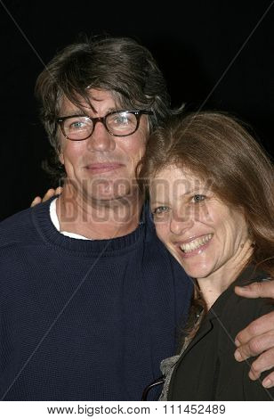 03/07/2005 - West Hollywood - Eric Roberts and Eliza Roberts at the