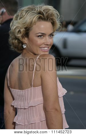 Kelly Carlson at the Los Angeles premiere of