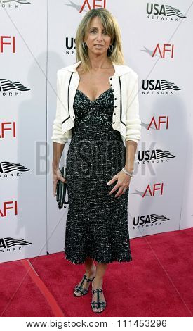 10 June 2004 - Hollywood, USA - Bonnie Hammer. 32nd AFI Life Achievement Award: A Tribute to Meryl Streep at the Kodak Theatre, Hollywood & Highland.
