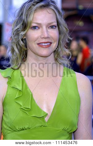 Stacey Travis at the Los Angeles premiere of