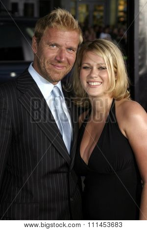 Renny Harlin at the Los Angeles premiere of