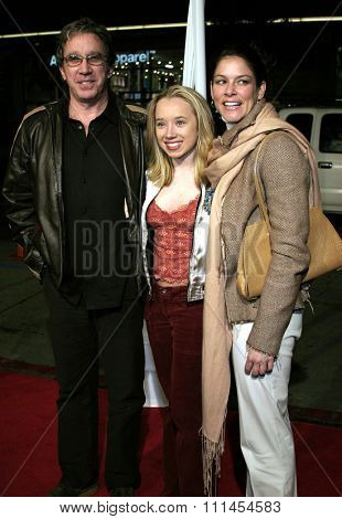 03/23/2005 - Hollywood - Tim Allen at the