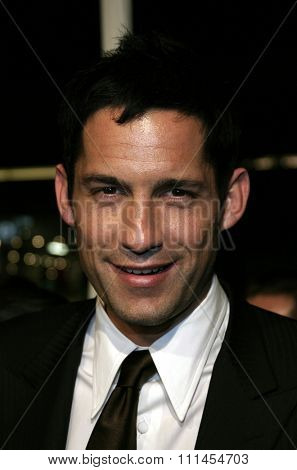 03/23/2005 - Hollywood - Enrique Murciano at the