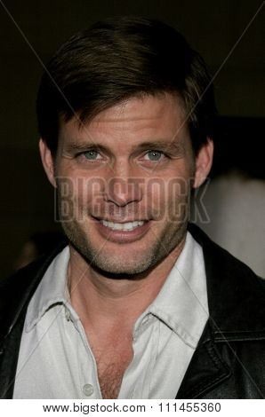 04/20/2006 - Hollywood - Casper Van Dien attends the World Premiere of