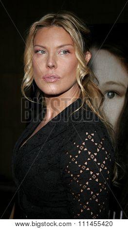 04/20/2006 - Hollywood - Deborah Kara Unger attends the World Premiere of