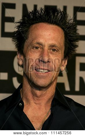 04/01/2005 - Santa Monica - Brian Grazer at the Timothy Greenfield-Sanders XXX: 30 Porn-Star Portraits West Coast Exhibit opening at the Bergamot Station Santa Monica Museum of Art.