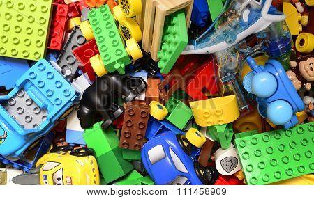 Toys Chaos