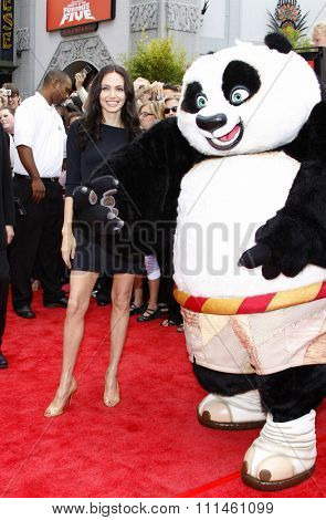 09/11/2008 - Hollywood - Angelina Jolie at the Los Angeles Premiere of