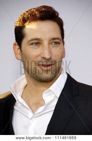 Etan Cohen at the Los Angeles premiere of 'Get Hard' held at the TCL Chinese Theater IMAX in Hollywood, USA on March 25, 2015.