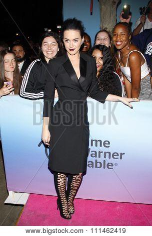 Katy Perry at the World Premiere of EPIX's