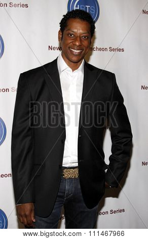 Orlando Jones at the HRTS'