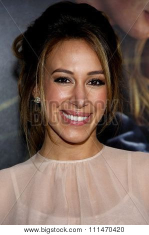 Haylie Duff at the Los Angeles premiere of 'Dear John' held at the Grauman's Chinese Theatre in Hollywood on Februaty 1, 2010.