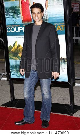 Ralph Macchio at the Los Angeles premiere of 'Couples Retreat' held at the Mann's Village Theatre in Westwood on October 5, 2009.