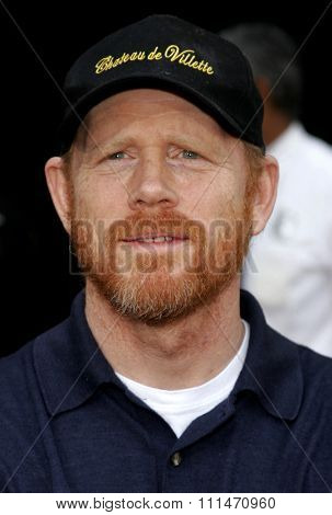Ron Howard attends the World Premiere of