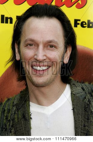 Steve Valentine attends the World Premiere of
