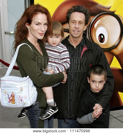 Brian Grazer and family attend the World Premiere of