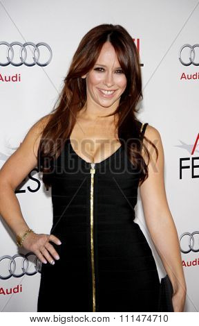 Jennifer Love Hewitt at the AFI FEST 2011 Opening Night Gala World Premiere Of 'J. Edgar' held at the Grauman's Chinese Theatre in Hollywood on November 3, 2011.