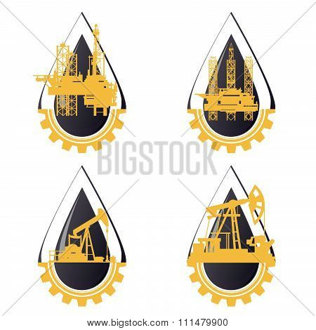 The icons of the oil industry-1