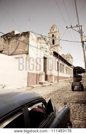 Trinidad Street - Vintage