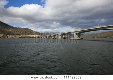 Tasman Bridge in Hobart
