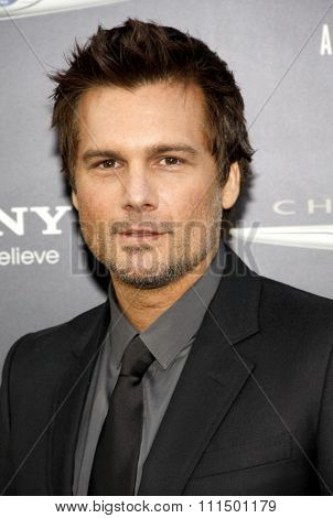 Len Wiseman at the Los Angeles premiere of 'Total Recall' held at the Grauman's Chinese Theatre in Hollywood on August 1, 2012.