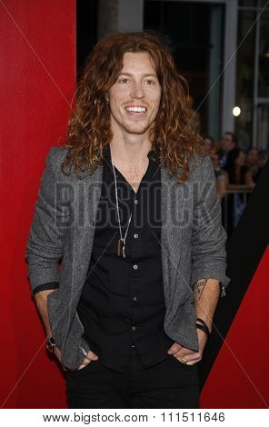 Sean White at the Los Angeles premiere of 'The Hangover Part II' held at the Grauman's Chinese Theatre in Hollywood on May 19, 2011.