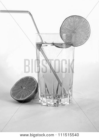 Black And White Cocktail Picture