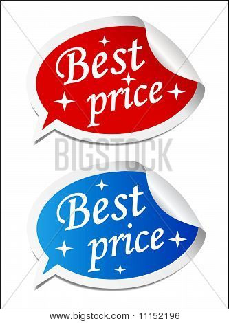 Best price vector tags