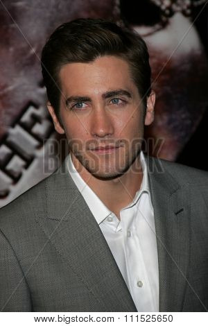 October 27, 2005 - Hollywood - Jake Gyllenhaal at the Universal Pictures'