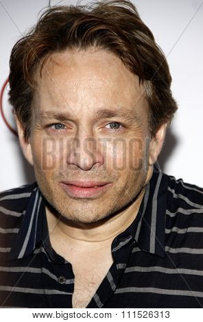 Chris Kattan at the Los Angeles premiere of 'Irrational Man' held at the WGA Theatre in Beverly Hills, USA on July 9, 2015.