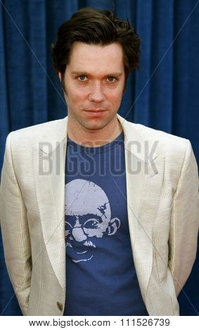 Rufus Wainwright attends the World Premiere of