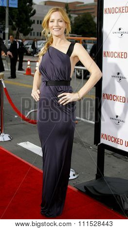 Leslie Mann attends Los Angeles Premiere of