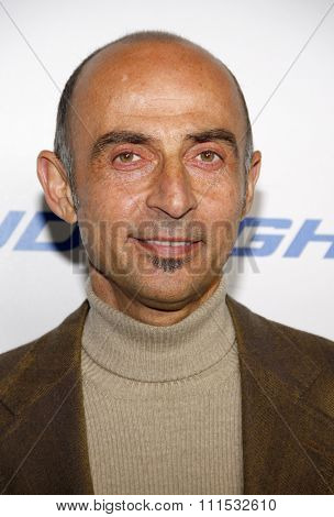 Shaun Toub at the Los Angeles premiere of 'Jeff, Who Lives At Home' held at the DGA Theatre in Los Angeles on March 7, 2012.