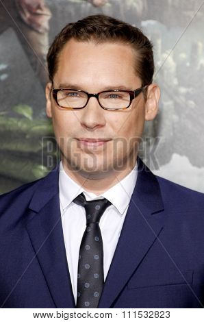 Bryan Singer at the Los Angeles premiere of